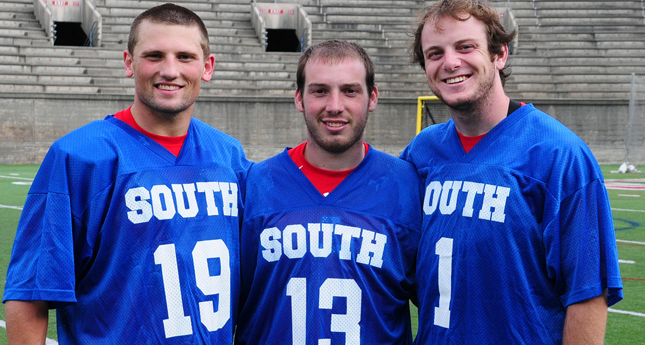 Three Hornets Selected to Play in Senior North/South Game