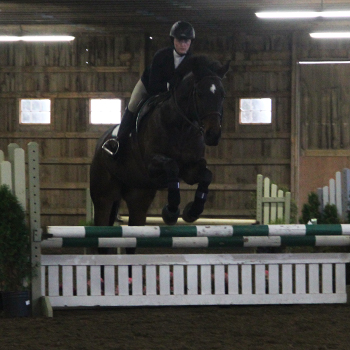 Riding Posts Perfect Score in Victory at Amherst Horse Show