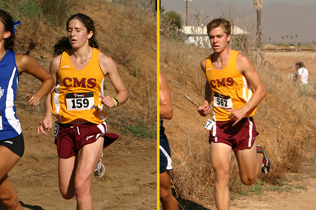 Cross Country Competes At UC Riverside Invitational
