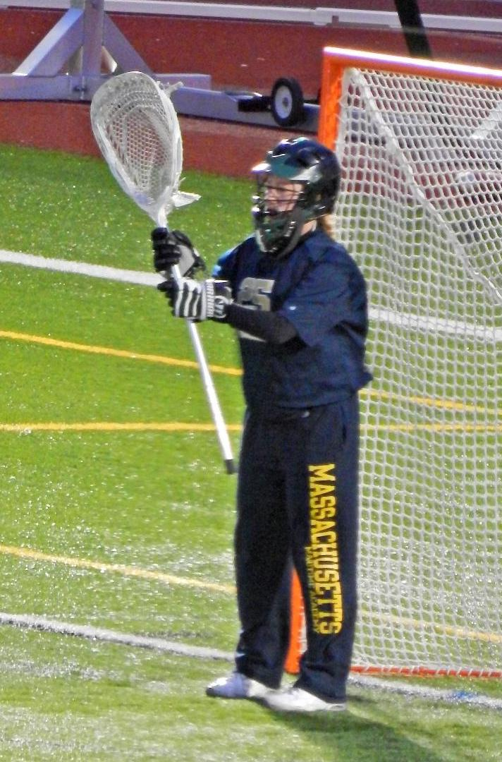 Doucette Becomes Program's Scoring Leader, Smith Makes Nine Saves As Women's Lacrosse Falls At Bridgewater State