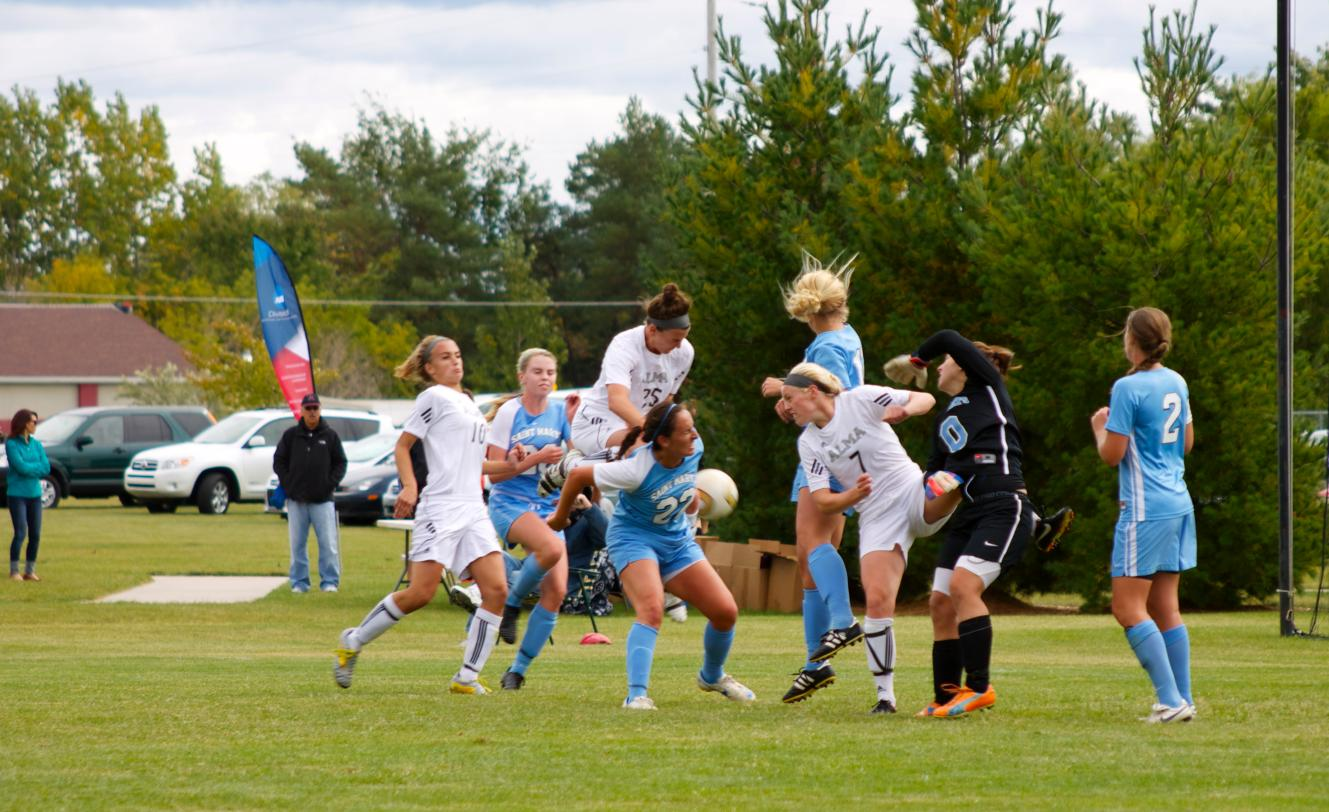 Scots Women's Soccer knocks off Saint Mary's 2-1 on Saturday afternoon