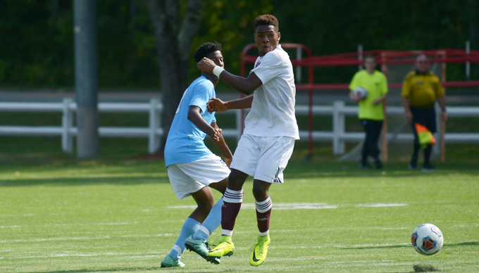 Men's Soccer Victorious over Lasell, 3-2
