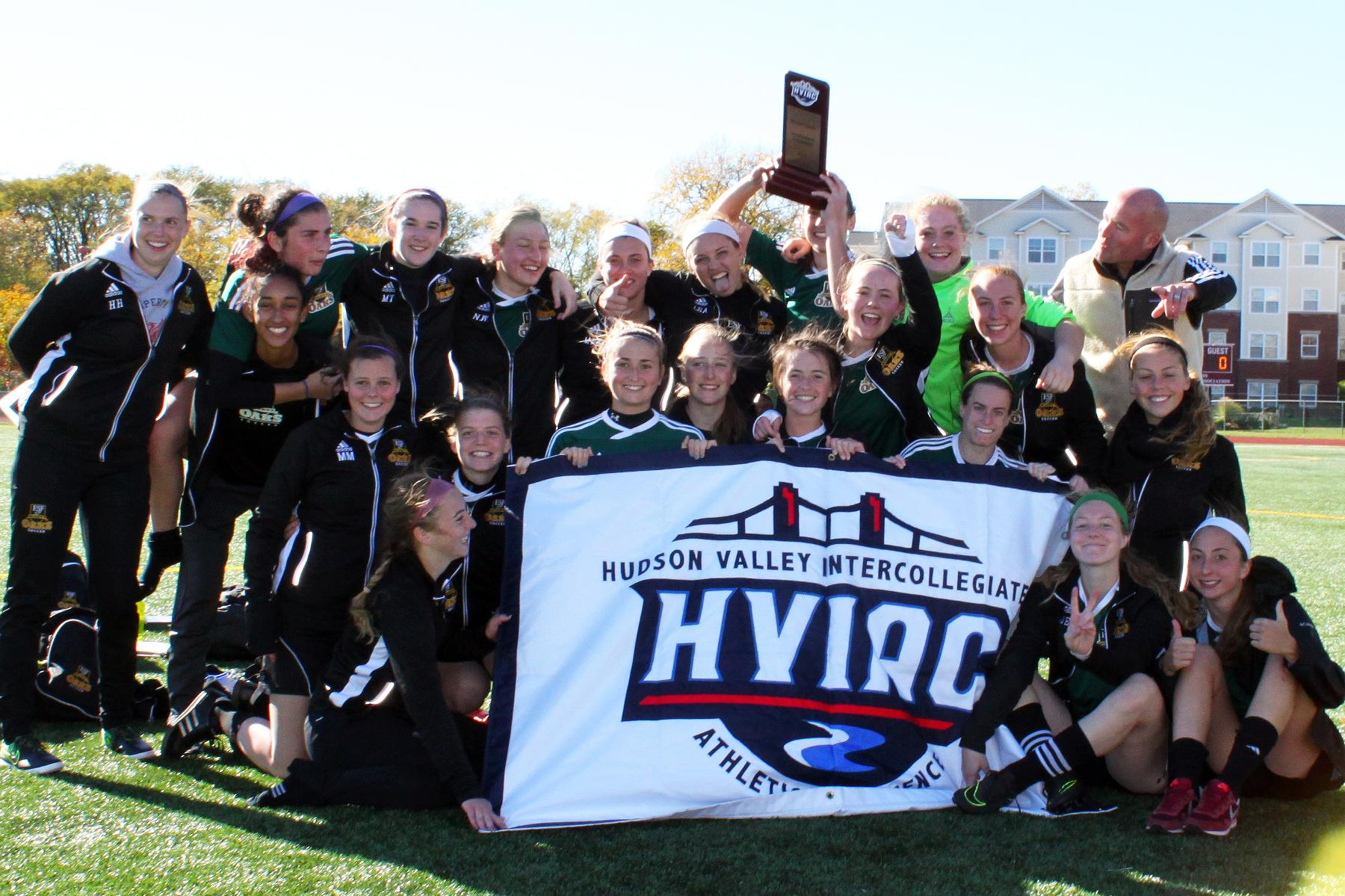 SUNY ESF Wins First Title Halting Albany Pharmacy's Three-Year Reign Atop Women's Soccer