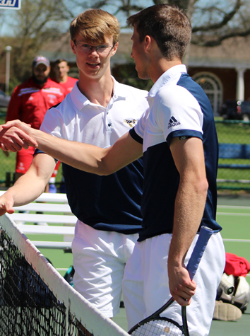 Emory & Henry Men's Tennis Wins, 6-3, While The Women Take Third Straight, 7-2, Over Shenandoah Saturday