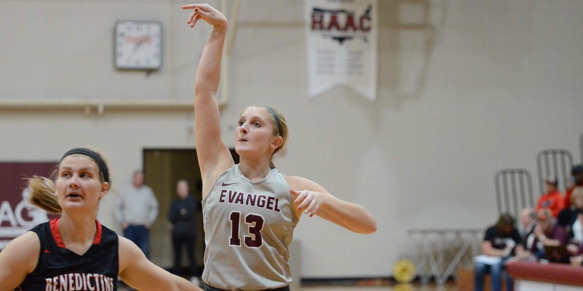 Rally Falls Short in Gritty Overtime Loss for Evangel Women at Mid-America Christian