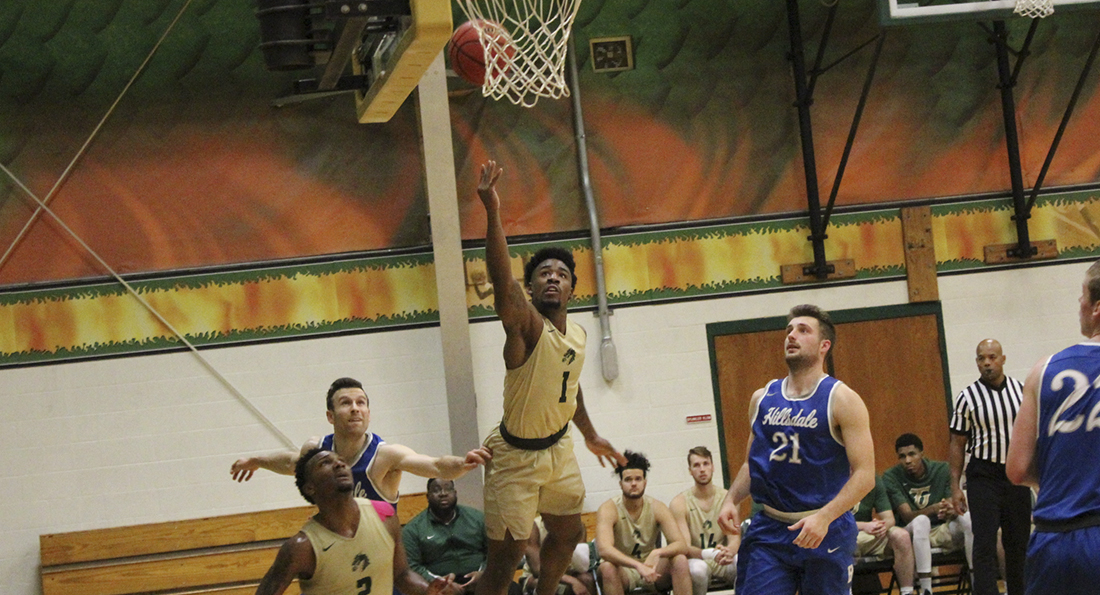 Late Comeback Falls Just Short as Tiffin Falls to Hillsdale