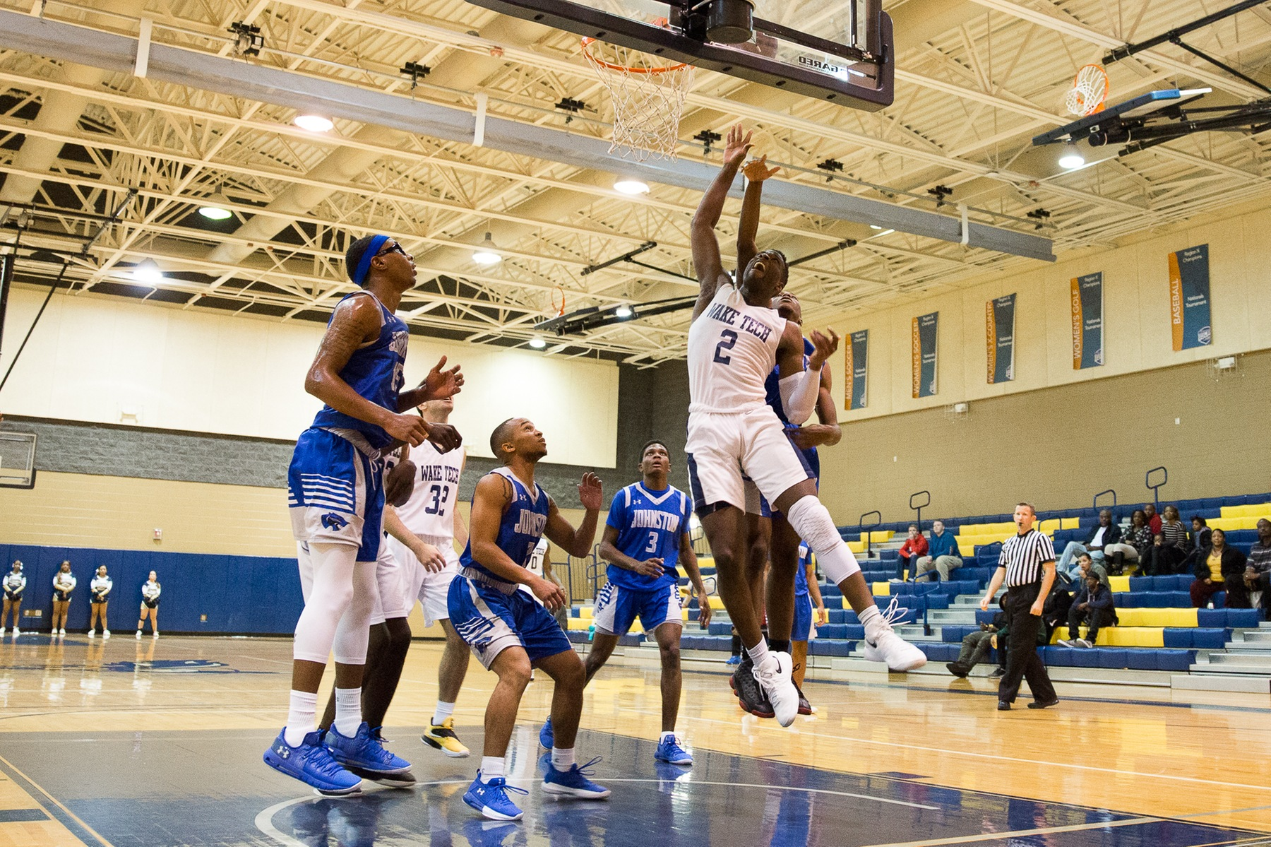 MBB: Jaguars Keep it Close