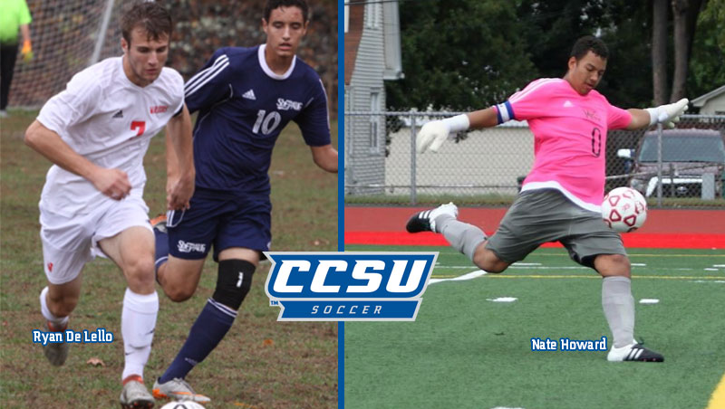Men's Soccer Adds Two For 2017