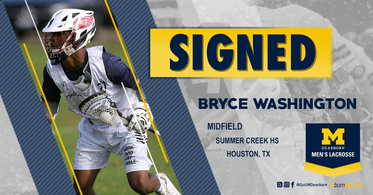 Texas native Bryce Washington signs with Wolverines