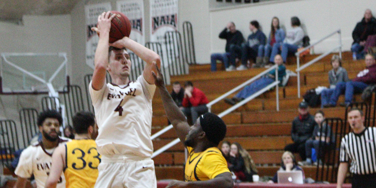 Evangel and No. 22 Vanguard Tangle in another Last Second Thriller