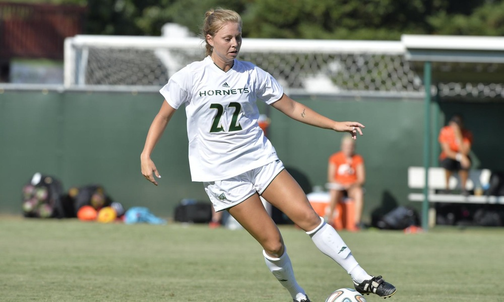 WOMEN'S SOCCER OPENS BIG SKY PLAY AT EASTERN WASHINGTON, IDAHO THIS WEEKEND