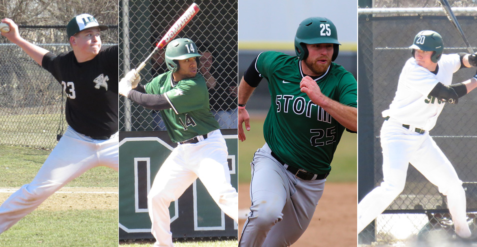 Baseball Earns Four All-GLIAC Honors