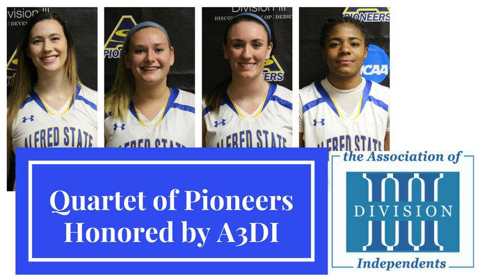 Quartet of Lady Pioneers Honored by A3DI
