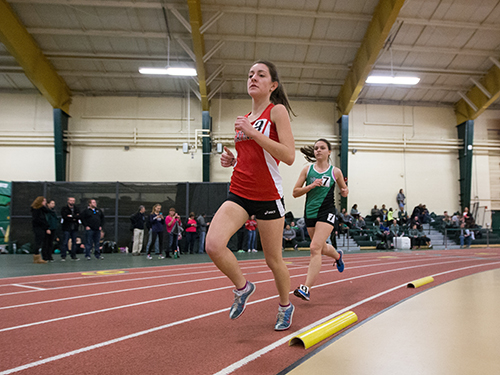 Women's Track & Field Prepares for Landmark Championships