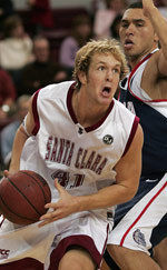 SCU Hoops Tickets On Sale