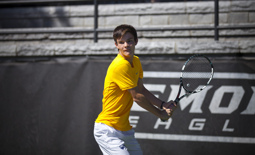 Emory Men's Tennis Open NCAA Tournament with 5-1 win over Washington & Lee