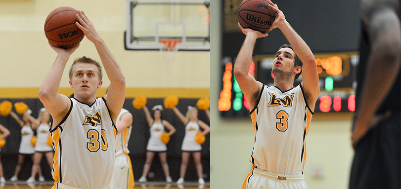 Cameron Kuhn and Justin Roth each scored game-high tying 19 points