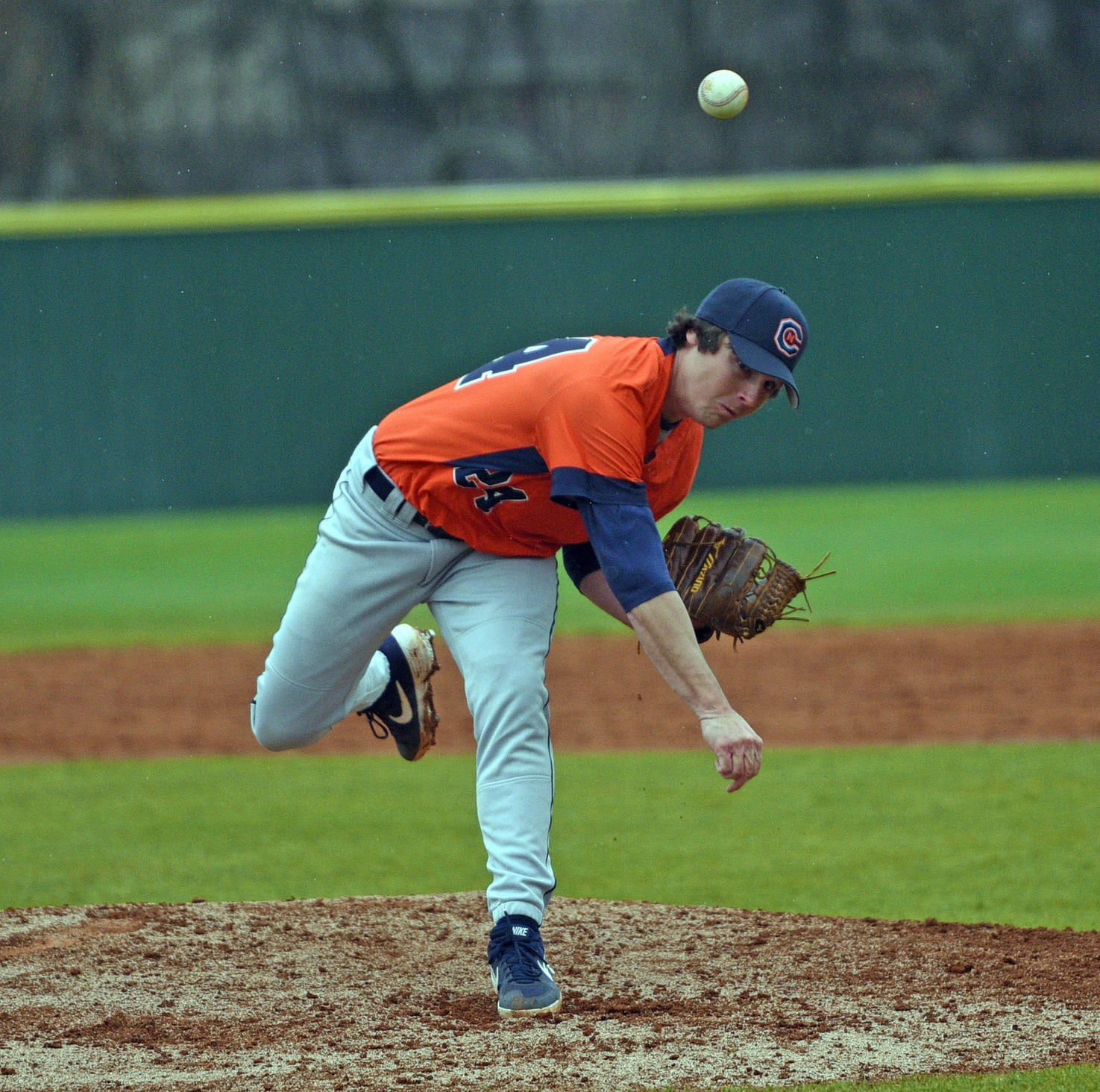 Cogburn's shutout start sends No. 22 C-N over Virginia-Wise