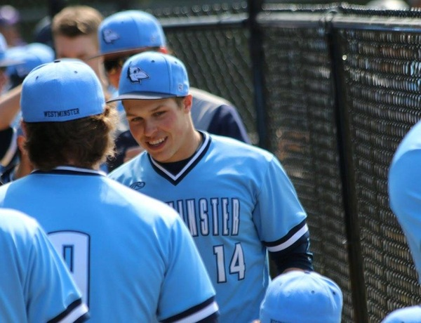Westminster Baseball Drops Doubleheader to Top-Ranked Webster