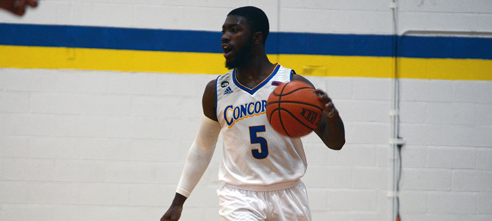 Men's Basketball Tops Saint Anselm in Season Opener, 103-92