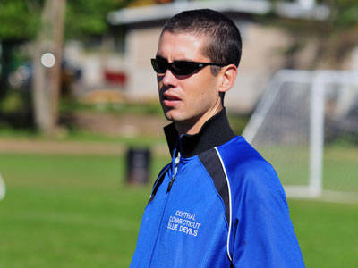 Eric Blake Named Head Coach of Men's and Women's Cross Country and Track Programs