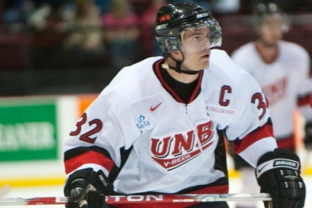 UNB's Kyle Bailey to attend Oilers Camp