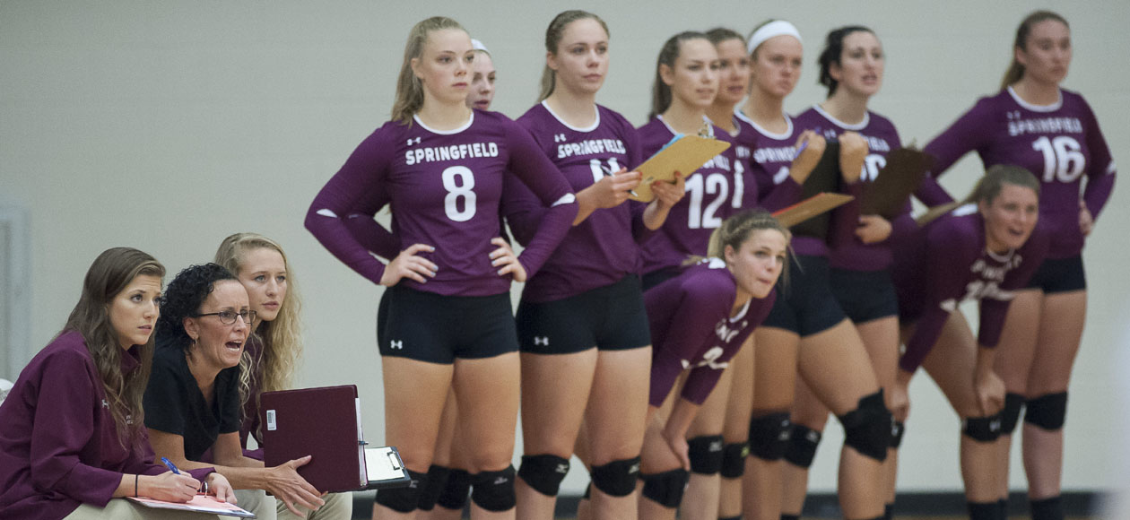 Women's Volleyball Earns Seventh-Straight AVCA Team Academic Award
