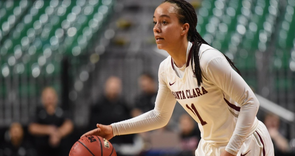 Big Fourth Quarter Puts Women's Basketball Over San Diego
