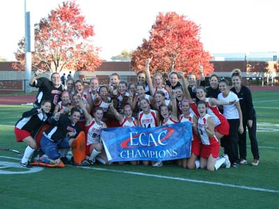 Cardinals capture ECAC championship with 2-1 win over Drew