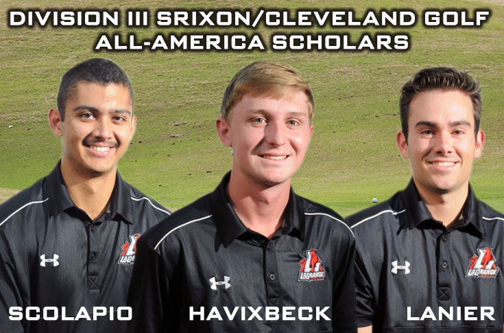 Golf: Panthers have three earn Division III Srixon/Cleveland Golf All-America Scholar honors
