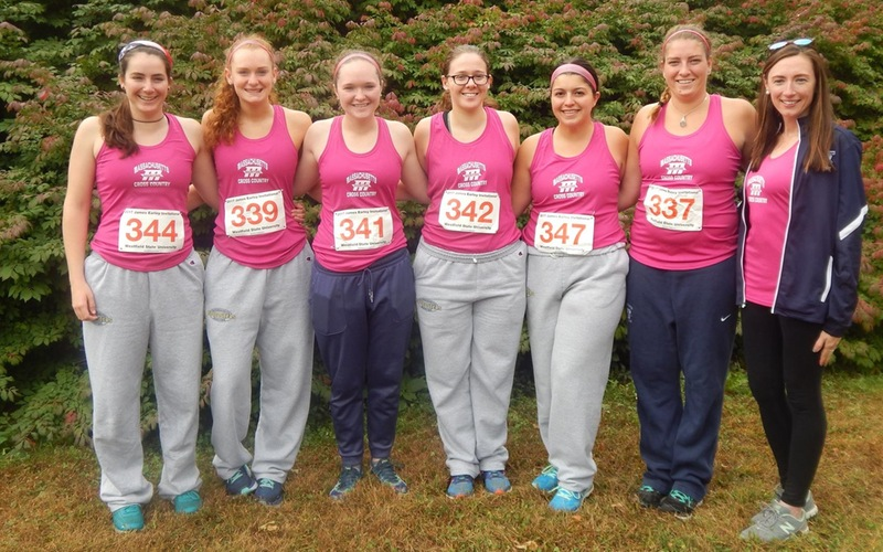Hamilton Sets Pace For Women's Cross Country At Westfield State Earley Invitational