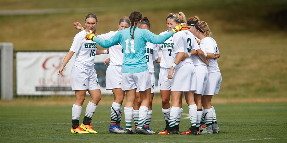 Women's Soccer Drops Final Non-Conference Game of 2016 to Maine-Fort Kent