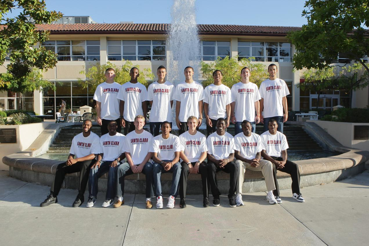 Santa Clara Team Report: 2011-2012 Season Preview