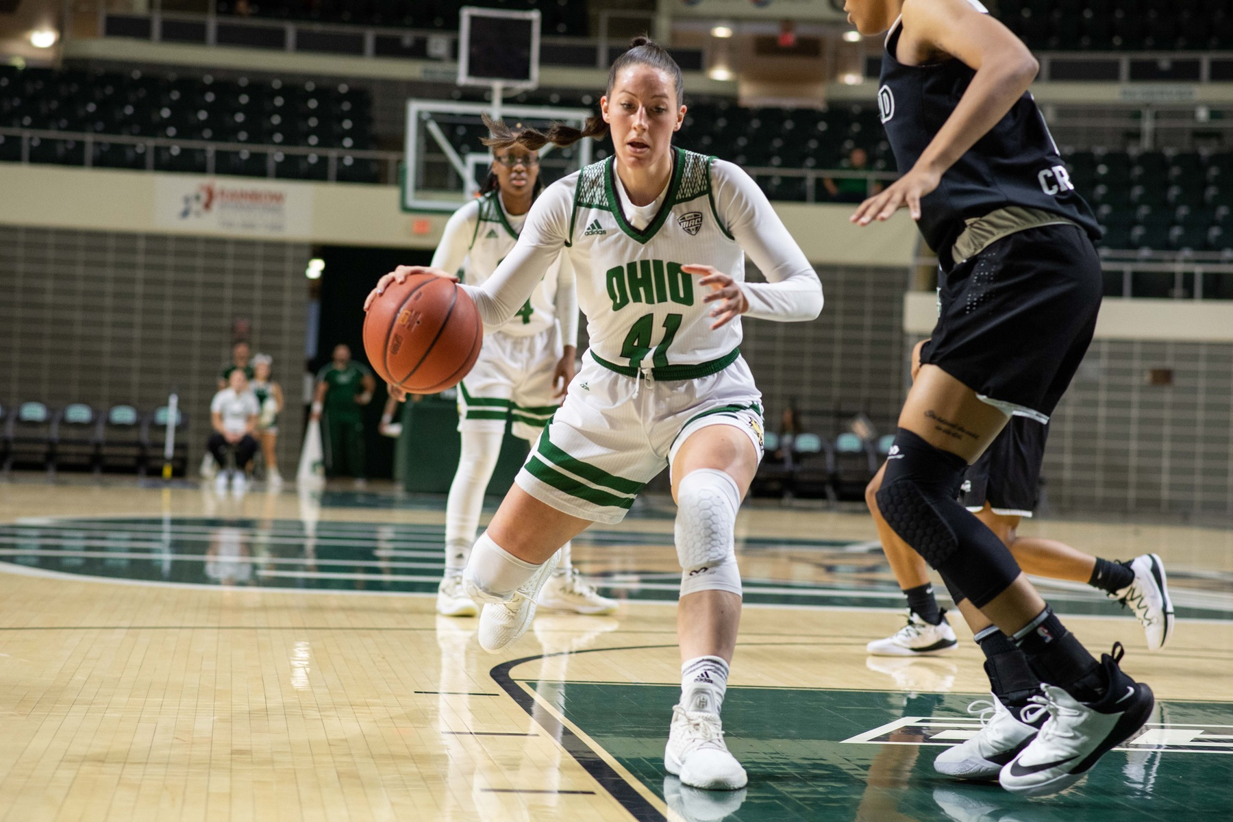 Ohio Women's Basketball Hits the Road to Face IUPUI