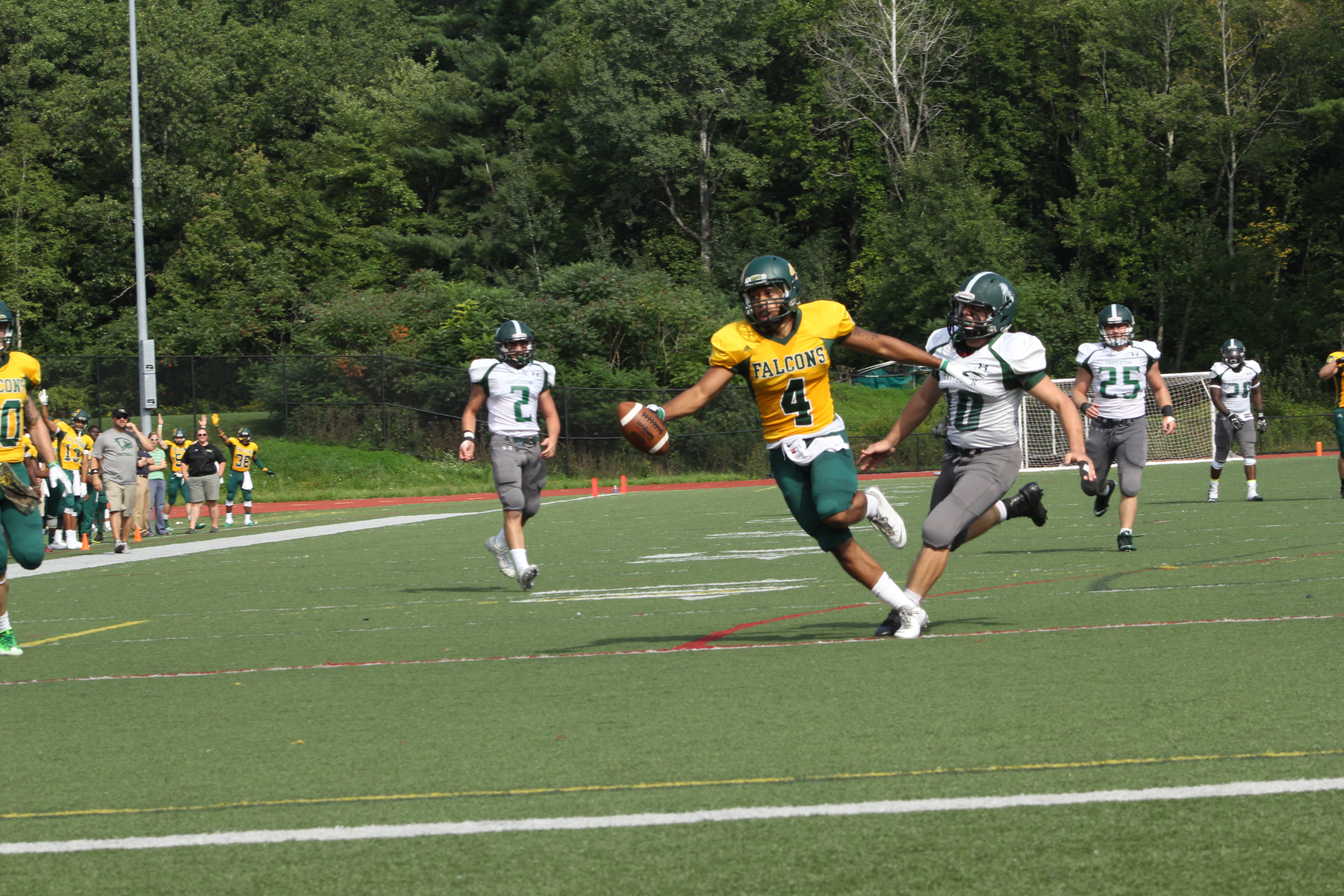 Fitchburg State Drops Season Finale at Plymouth State, 23-6