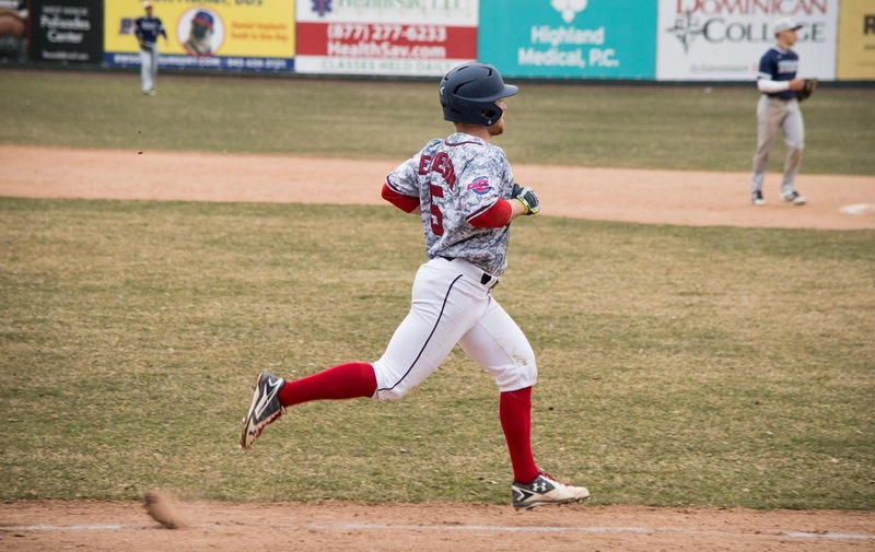 Baseball Splits with Concordia Clippers in CACC Doubleheader