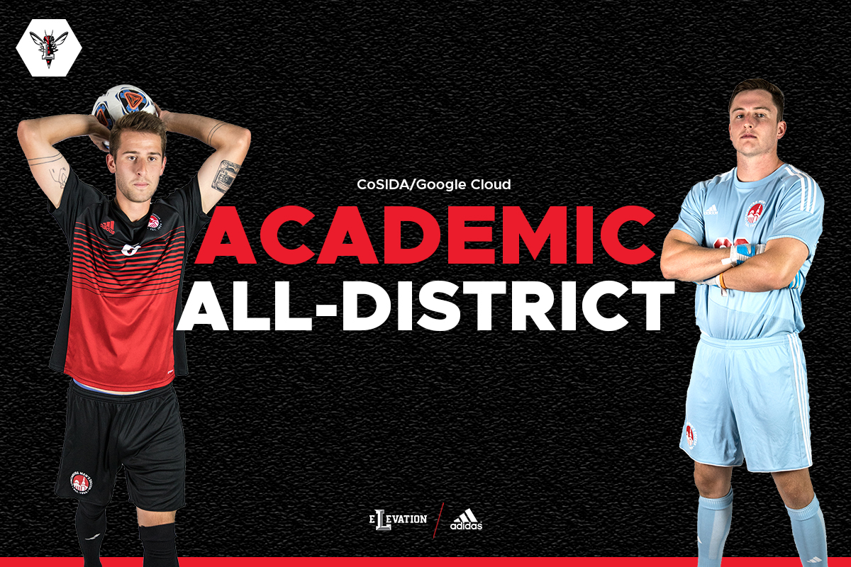 Friedberg, McLaurin earn men's soccer Academic All-District