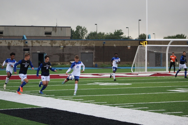 Second Ranked Reivers Too Much For RedTails