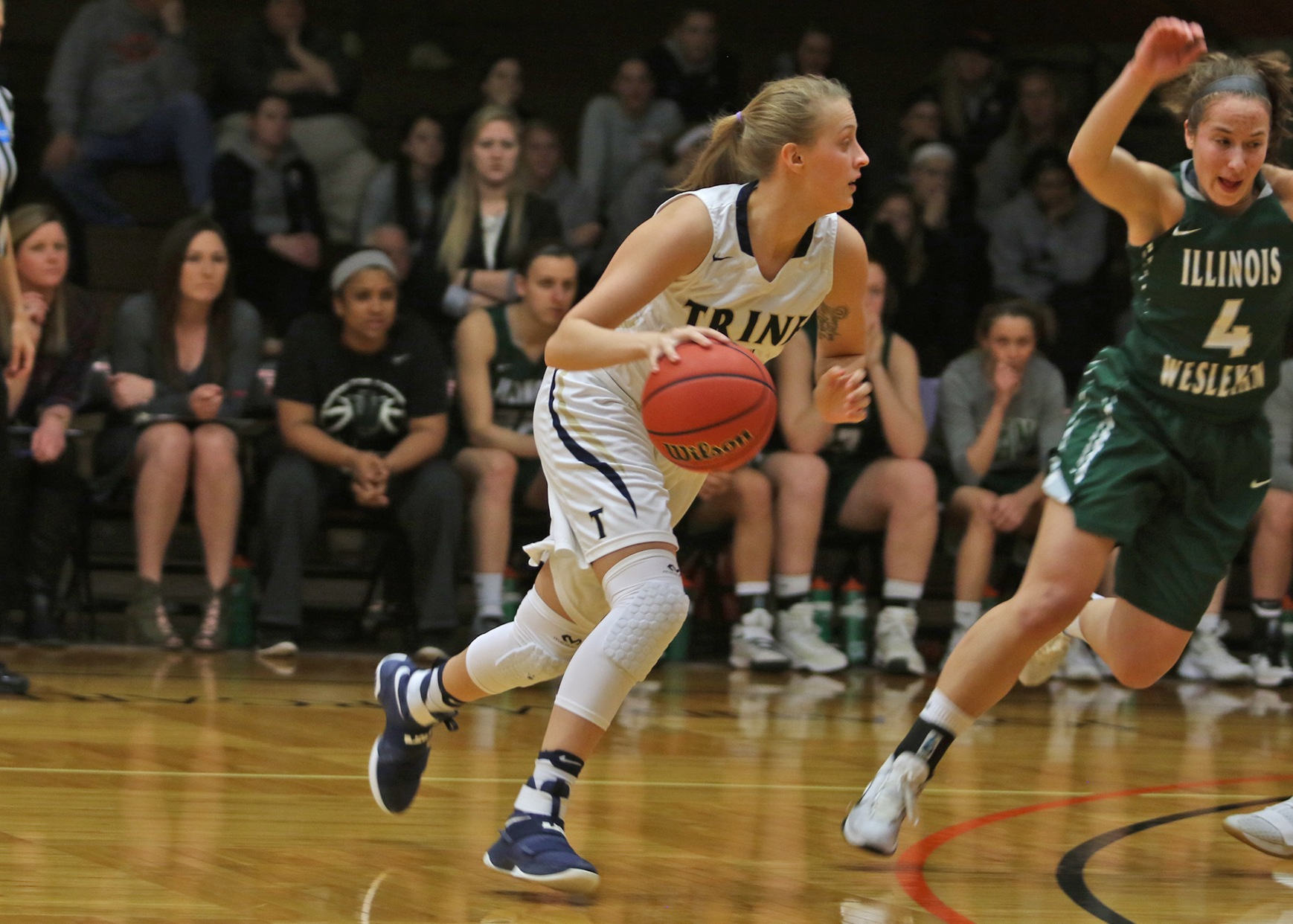 Trine Women's Basketball Wraps Up NCAA Tournament with Loss to Ohio Northern