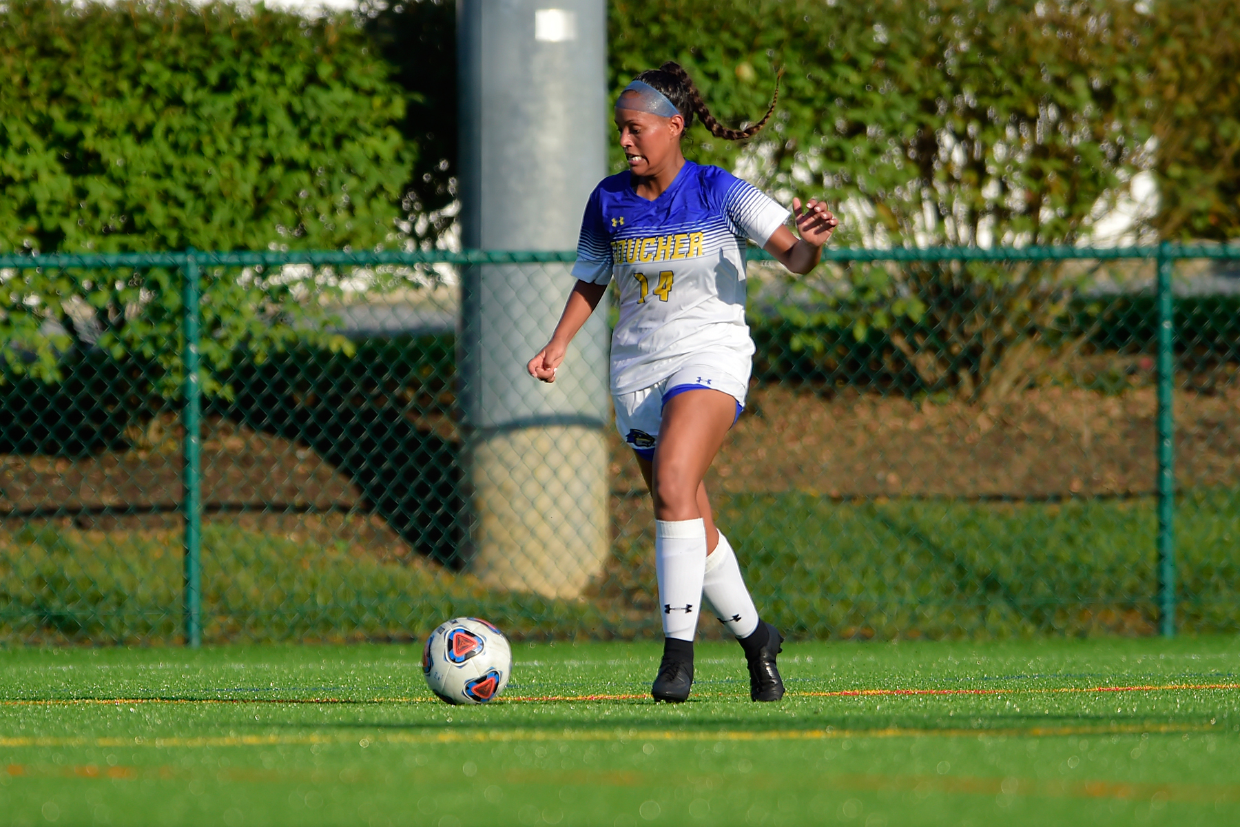 Gracie LeFevre Named to 2018 United Soccer Coaches  NCAA Division III Women's Scholar All-South Region Second Team