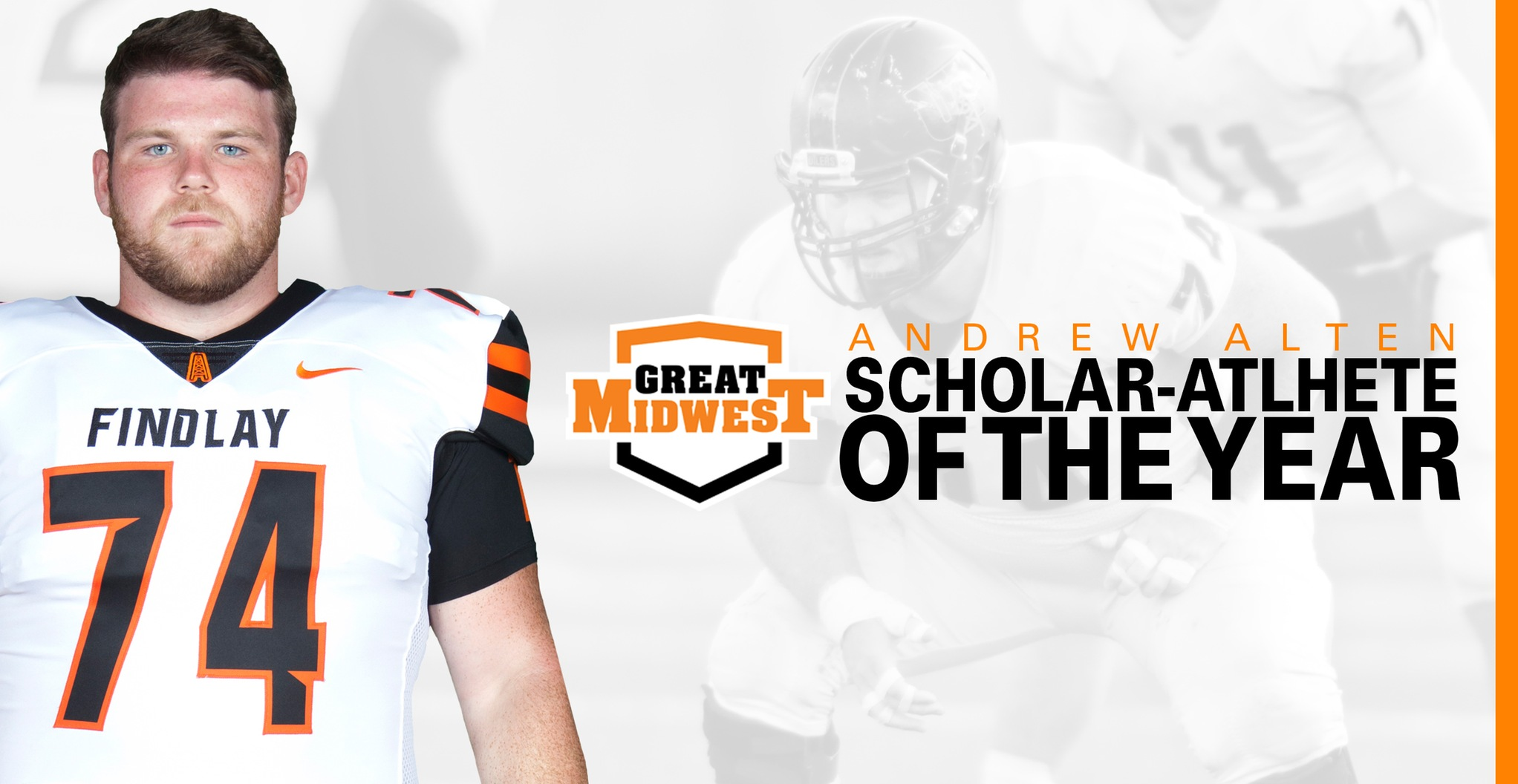 Alten Named G-MAC Scholar-Athlete of the Year