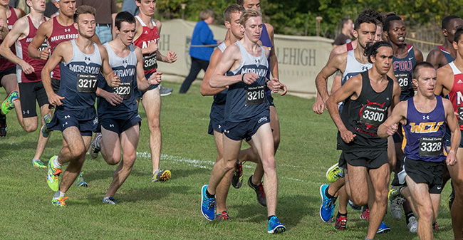 The Greyhounds start off the season-opening Lehigh University Invitational.
