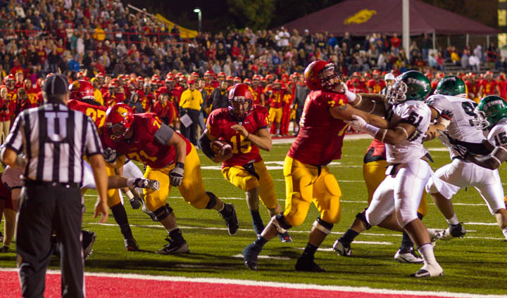 PREVIEW: Ferris State Football Visits Defending GLIAC Champion Ashland This Saturday