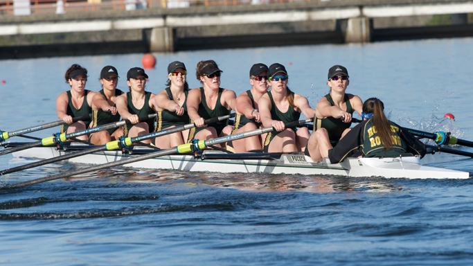 ROWING OPENS UP SPRING SEASON AT THE SACRAMENTO STATE INVITATIONAL