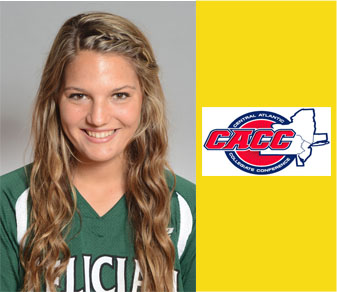 Clark Earns Second CACC Player-Of-The-Week Honor