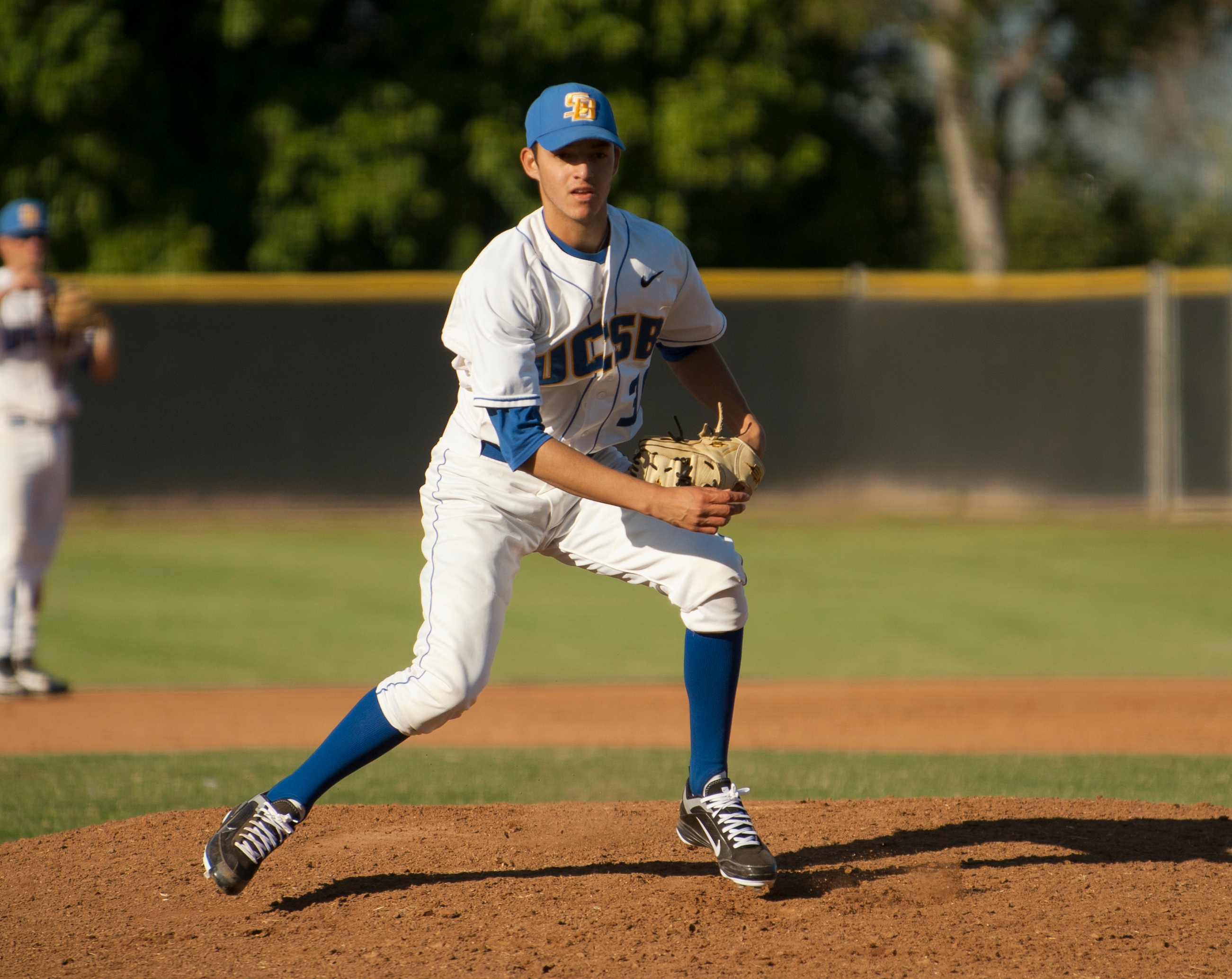Greg Davis Named UCSBgauchos.com Athlete of the Week