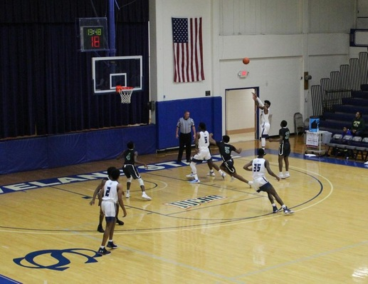Cougars Charge Past Jackson State, Columbia State