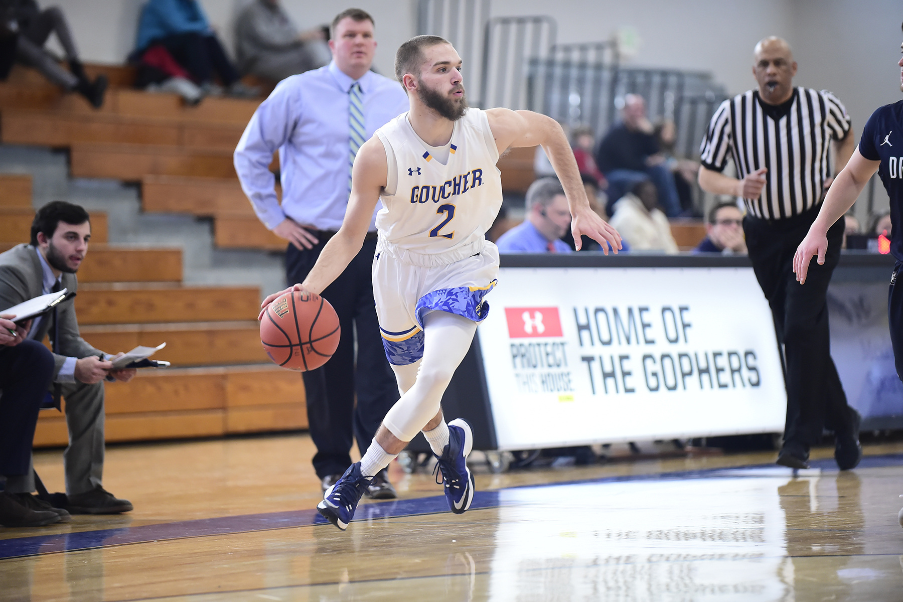 Men's Basketball Falls to Wilson in Non-Conference Matchup