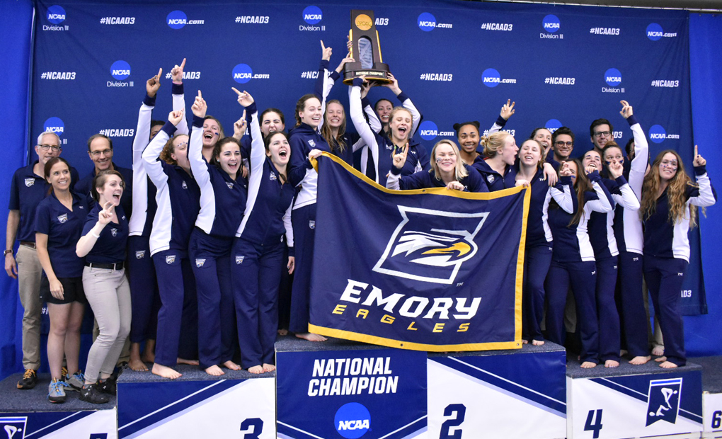 10-PEAT!! - Women's Swimming & Diving Win 10th Consecutive National Championship