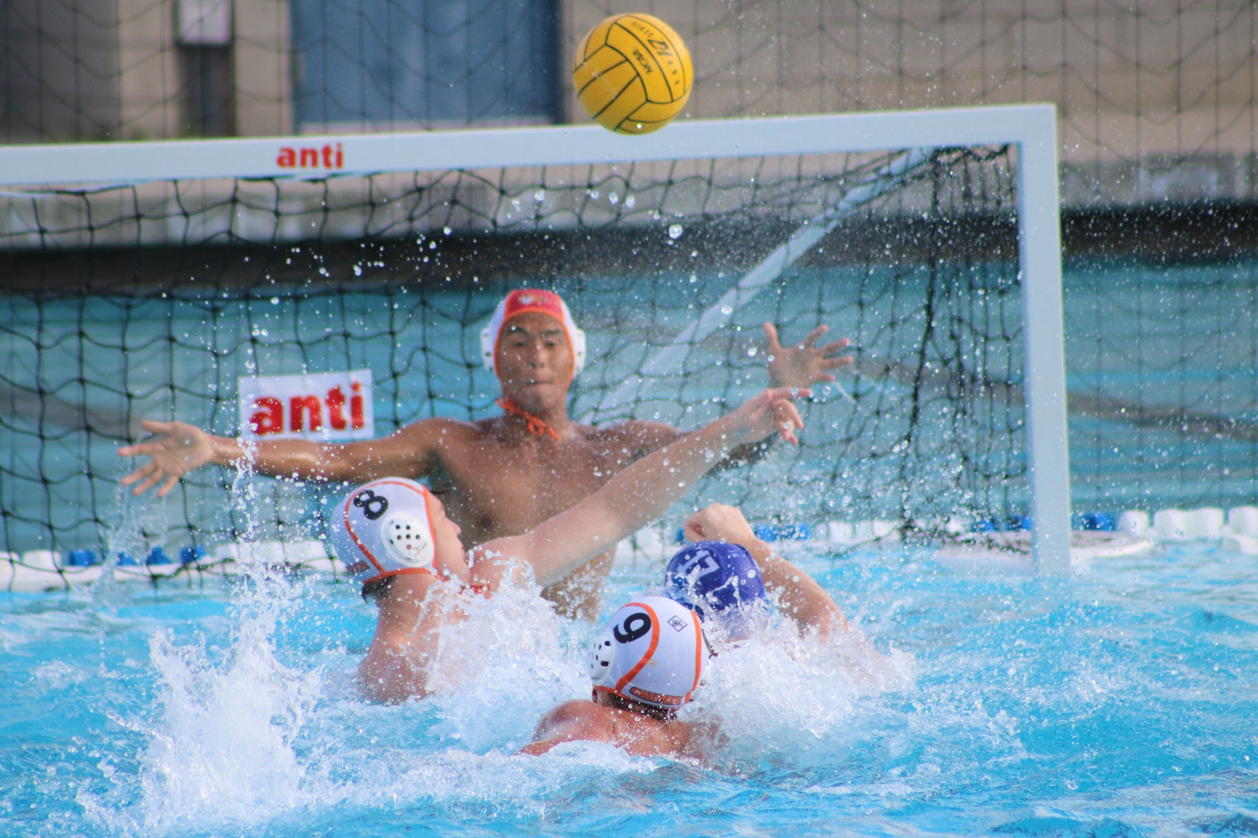 Men's Water Polo Rebounds at Chaffey